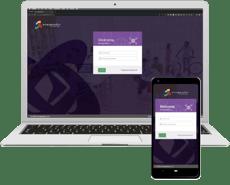 EG+ portal and app